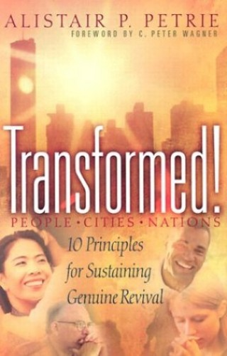 Transformed! By Alistair P. Petrie