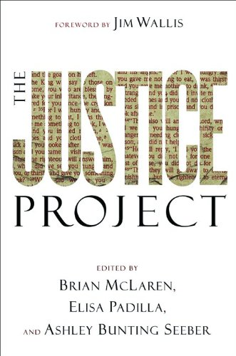 The Justice Project By Brian McLaren