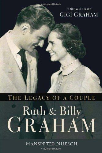 Ruth and Billy Graham By Hanspeter Neuesch