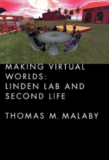 Making Virtual Worlds By Thomas Malaby