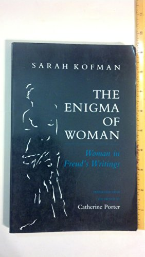 The Enigma of Woman By Sarah Kofman