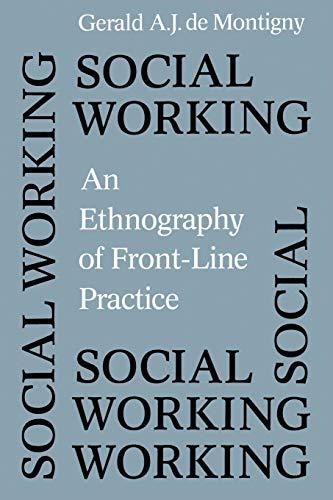 Social Working By Gerald de Montigny