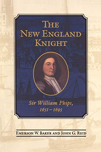 The New England Knight By Emerson W. Baker