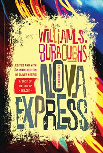 Nova Express By William Burroughs