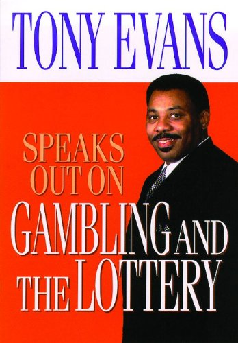 Gambling and Lottery Tony Jones Speaks out By T. Evans