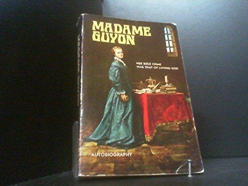 Madame Guyon By Jean Marie Guyon
