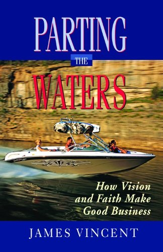 Parting the Waters by Vincent, J. Book Book The Cheap Fast Free Post