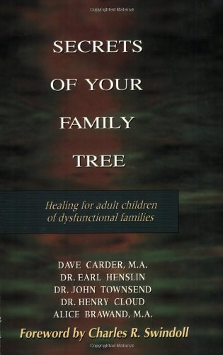 Secrets of Your Family Tree By Dave; et al Carder