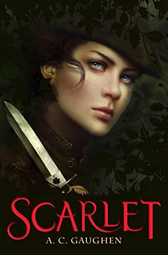 Scarlet By A C Gaughen