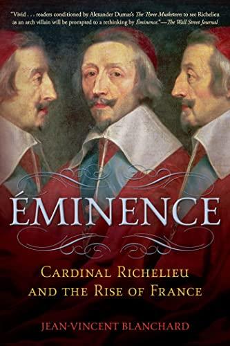Eminence von Jean-Vincent Blanchard