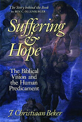 Suffering and Hope By J.Christiaan Beker