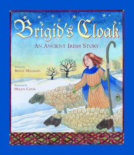 Brigid's Cloak by Milligan