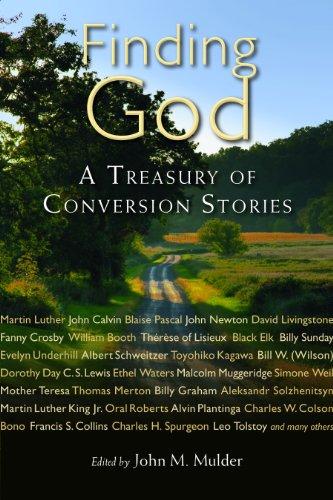 Finding God By John M. Mulder