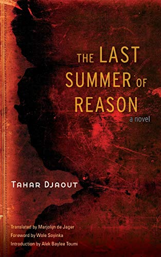 The Last Summer of Reason by Tahar Djaout
