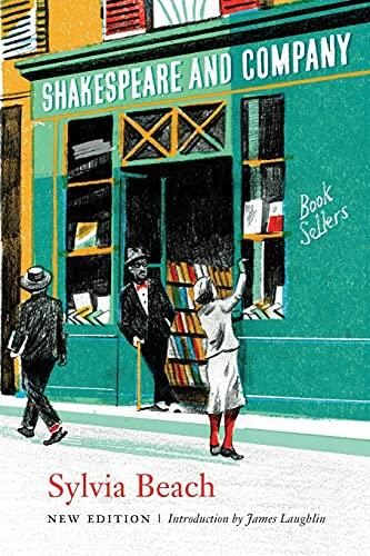 Shakespeare and Company By Sylvia Beach