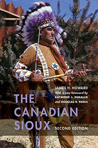 The Canadian Sioux By James H. Howard