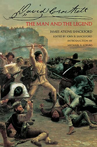 David Crockett By James Atkins Shackford