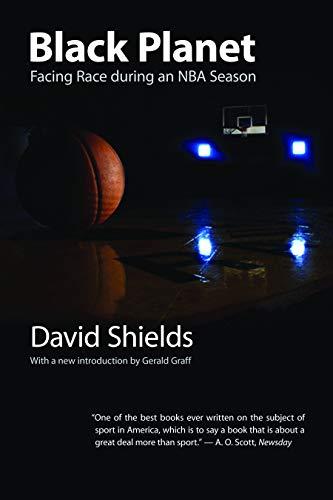 Black Planet By David Shields