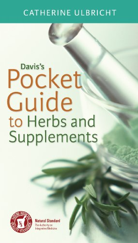 Davis'S Pocket Guide to Herbs and Supplements by Catherine Ulbricht