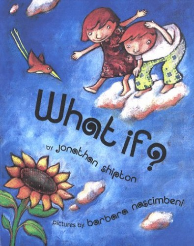 What If? By Jonathan Shipton