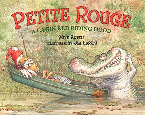 Petite Rouge Riding Hood By Mike Artell