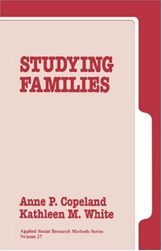 Studying Families By Anne P. Copeland
