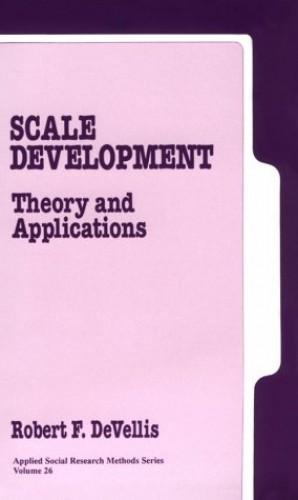 Scale Development By Robert F. DeVellis