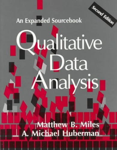 Qualitative Data Analysis: An Expanded Sourcebook by Matthew B. Miles