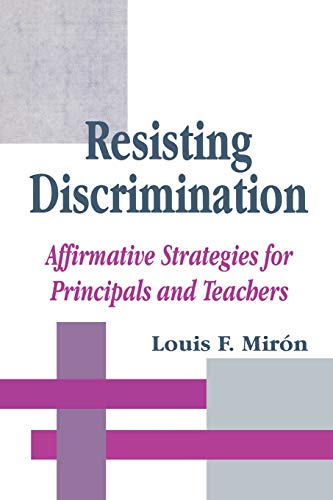 Resisting Discrimination By Luis Miron