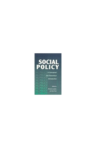 Social Policy By Michael Lavalette