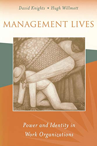 Management Lives By David Knights