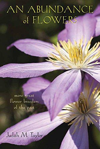 An Abundance of Flowers By Judith M. Taylor