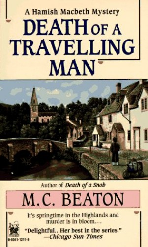 Death of a Travelling Man By M. C. Beaton