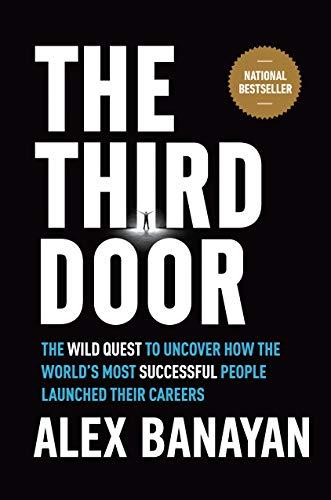 Third Door By Alex Banayan
