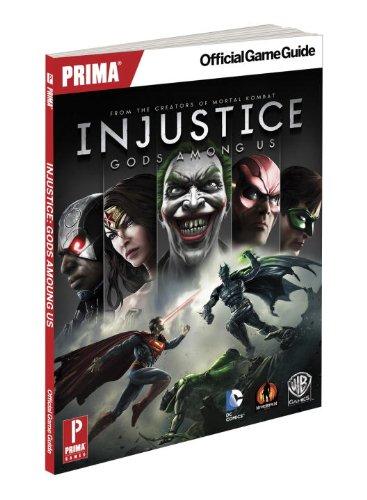 Injustice: Gods Among Us By Sam Bishop