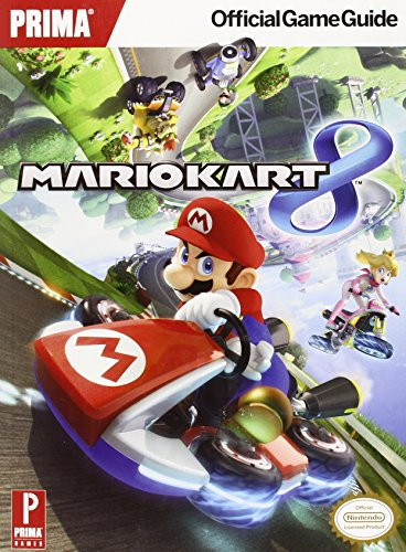 Mario Kart 8 By Prima Games