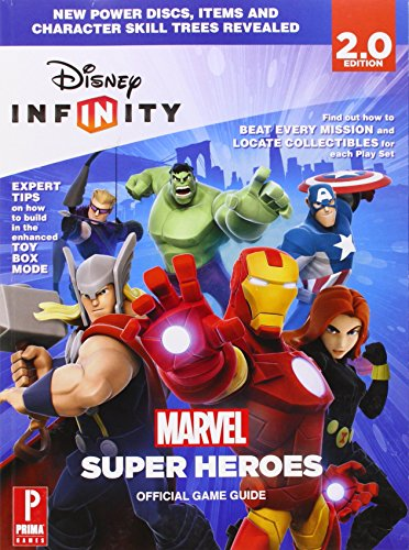 Disney Infinity: Marvel Super Heroes By Michael Knight