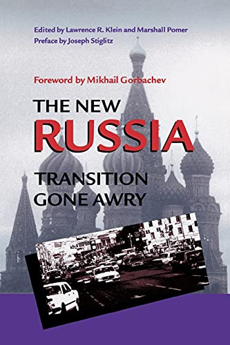The New Russia By Lawrence R. Klein