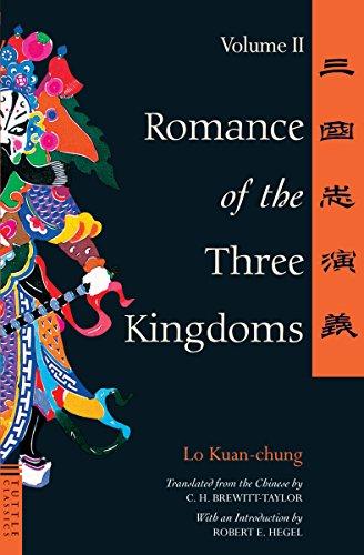 Romance of the Three Kingdoms Volume 2 By Lo Kuan-Chung