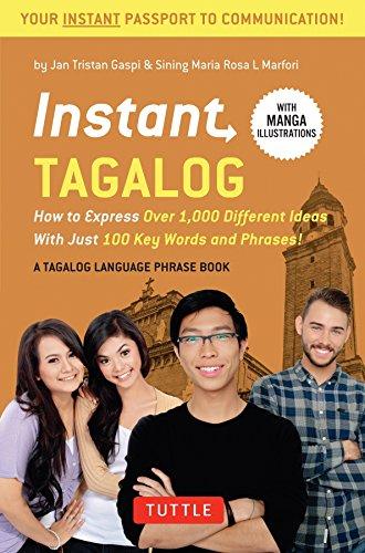 Instant Tagalog By Jan Tristan Gaspi