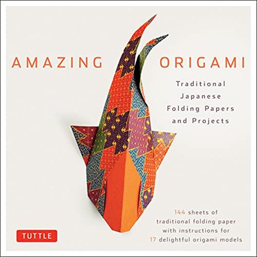 Amazing Origami Kit By Tuttle Editors