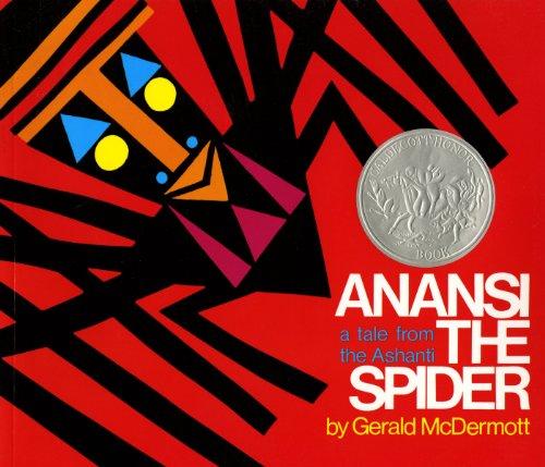 Anansi the Spider von G. McDermot