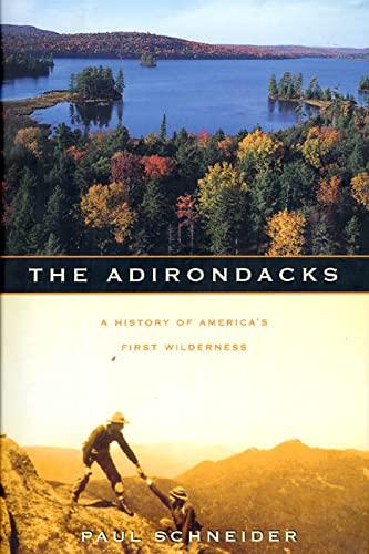 Adirondacks By Paul Schneider