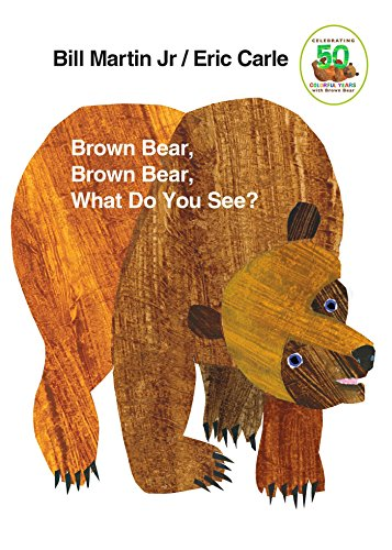 Brown Bear By Bill Martin Jr