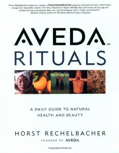 Aveda Rituals By Horst Rechelbacher