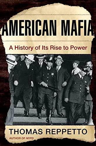 American Mafia By Thomas Reppetto