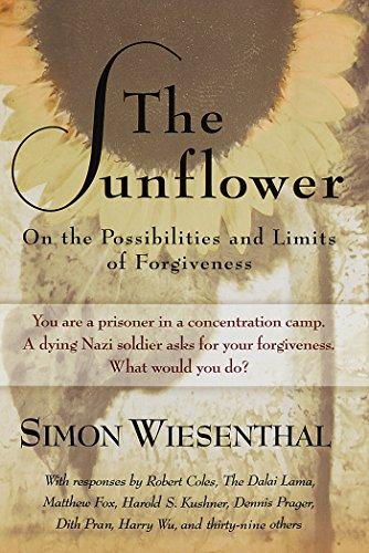 Sunflower By Simon Wiesenthal
