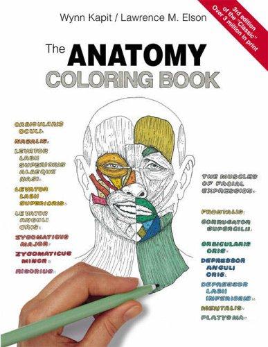 Anatomy Coloring Book By Wynn Kapit