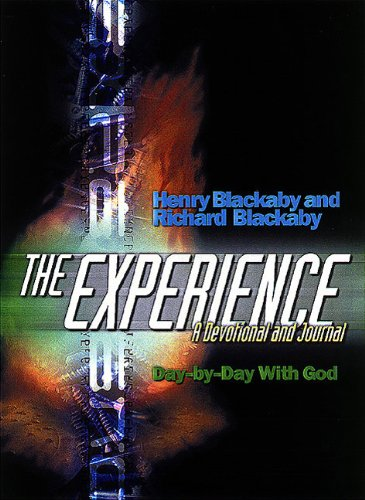 The Experience By Henry T. Blackaby