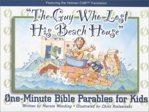 Guy Who Lost His Beach House (Ombdfk) By Mo Wooding